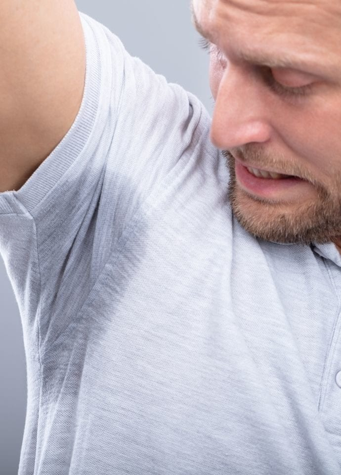 Everyday Sweat Solutions  - Avoid Sweat Patches PHI Clinic London  690x960