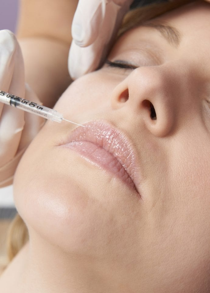 doctor-led treatment - Botox Injections Around Mouth london 690x960