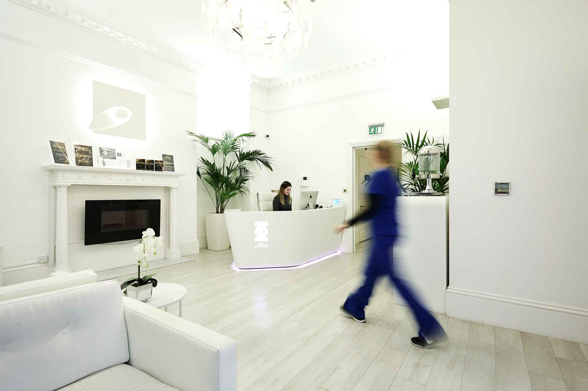 patient journey phi clinic london harley street