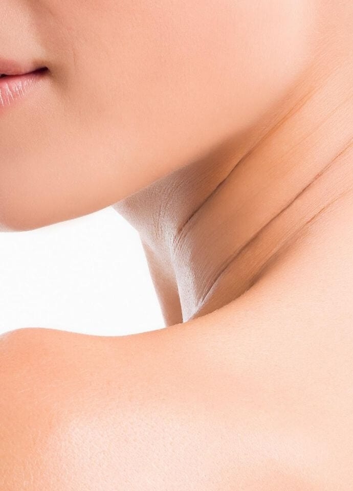 Traditional Ways To Lose Neck Fat - double chin neck treatment london 690x960 1