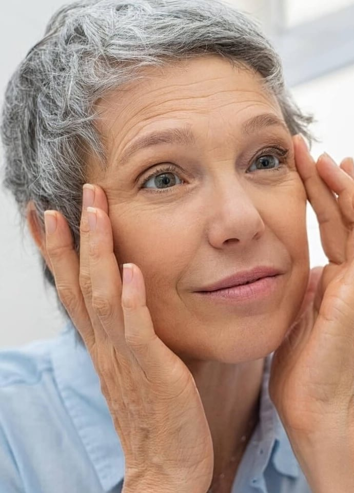 What Does Skin Firming Treatment Entail? - fine lines wrinkle treatment london clinic 690x960 1 690x960