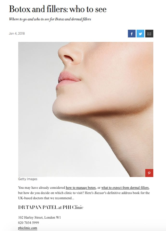 Muscle Relaxing Injections - harpers bazaar phi clinic london 690x960
