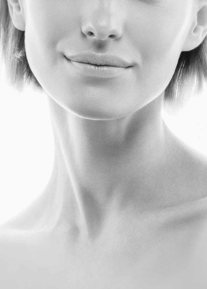Non-Surgical Neck Lift - shutterstock_490152736 690x960